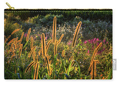 Carry-all Pouch featuring the photograph The Color Of Summer 2017 by Bill Wakeley