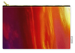 The Color Spectrum Carry-all Pouch by Jennifer Lake