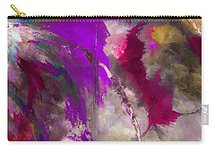 The Colorful Bustier Painting Carry-all Pouch
