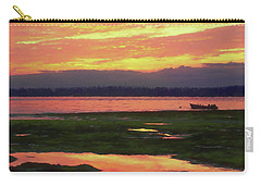 The Colors Of Ship Creek Carry-all Pouch