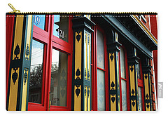 Carry-all Pouch featuring the photograph The Colors Of Staunton by Cathy Shiflett