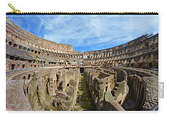 The Colosseum Carry-all Pouch
