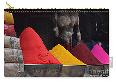 The Colours Of Holi Carry-all Pouch