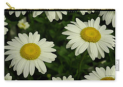The Common Daisy Carry-all Pouch