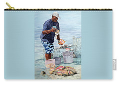 The Conch Man Carry-all Pouch