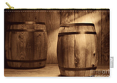 The Coopersmith Shop Carry-all Pouch by American West Legend By Olivier Le Queinec