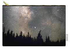 Carry-all Pouch featuring the photograph The Core by Cat Connor