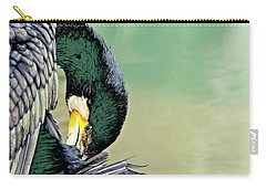 The Cormorant Carry-all Pouch