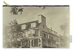 The Corner Room In Sepia Carry-all Pouch