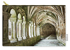 The Corridors Of The Monastery Carry-all Pouch