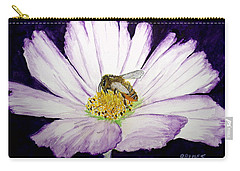 The Cosmo And The Bee Carry-all Pouch
