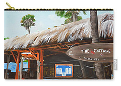 The Cottage On Siesta Key Carry-all Pouch