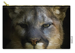 The Cougar Da Carry-all Pouch
