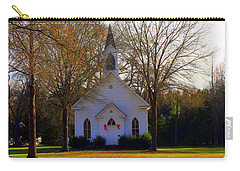 The Country Church Carry-all Pouch