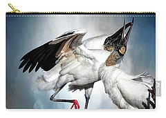 The Courtship Dance Carry-all Pouch