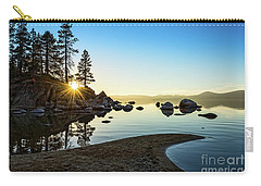 The Cove At Sand Harbor Carry-all Pouch