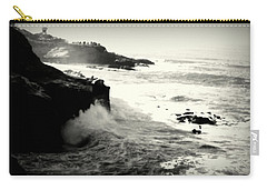 The Cove Carry-all Pouch by Nature Macabre Photography