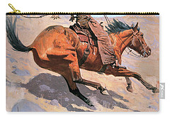 The Cowboy Carry-all Pouch