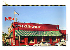 The Crab Cooker In Balboa Park Newport Beach California Carry-all Pouch