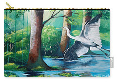 The Crane Carry-all Pouch