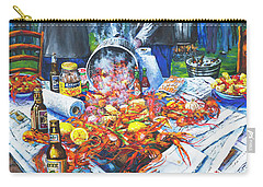 The Crawfish Boil Carry-all Pouch