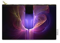 The Creative Mind - Abstract Carry-all Pouch