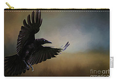 The Crow Carry-all Pouch