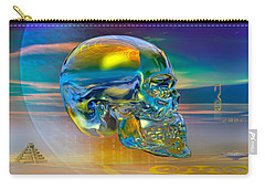 The Crystal Skull Carry-all Pouch