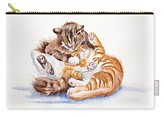 The Cuddly Kittens Carry-all Pouch