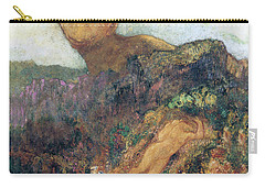 The Cyclops Carry-all Pouch by Odilon Redon