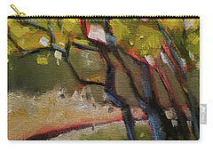 The Dance Abstract Tree Woods Forest Wild Nature Carry-all Pouch