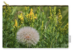 The Dandelion  Carry-all Pouch