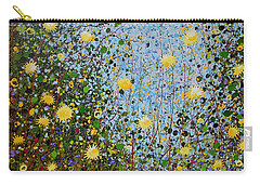 The Dandelion Patch Carry-all Pouch