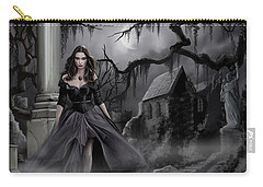 The Dark Caster Comes Carry-all Pouch by James Christopher Hill