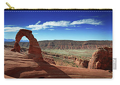 The Delicate Arch Carry-all Pouch