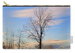 Carry-all Pouch featuring the photograph The Delight by Elfriede Fulda