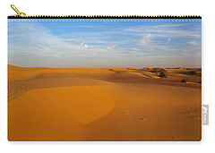 The Desert  Carry-all Pouch by Jouko Lehto