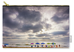 The Diehard Beach Lovers Carry-all Pouch
