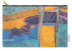 The Digital Age Carry-all Pouch by Nancy Jolley