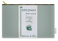 The Diplomat Carry-all Pouch
