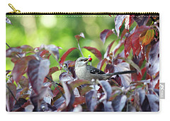 The Dogwood Diner Carry-all Pouch by Trina Ansel