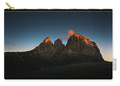 The Dolomites, Italy Carry-all Pouch by Happy Home Artistry