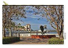 The Downtown Bradenton Waterfront Carry-all Pouch