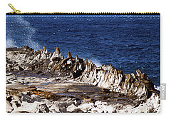 The Dragons Teeth II Carry-all Pouch by Patricia Griffin Brett