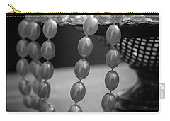 The Drama Of Pearls Carry-all Pouch
