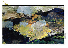 Carry-all Pouch featuring the painting The Dream Of Gold by Nancy Kane Chapman