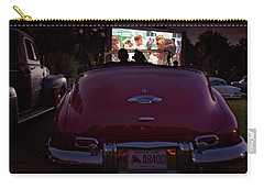 The Drive- In Carry-all Pouch