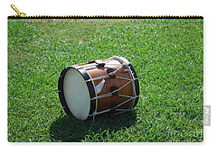 Carry-all Pouch featuring the photograph The Drum by Eric Liller