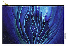 The Ecstatic Birth Of Cosmic Flow Carry-all Pouch