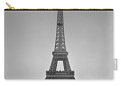 The Eiffel Tower Carry-all Pouch by Gustave Eiffel